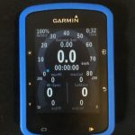 【GARMIN Edge 520J】 Screen